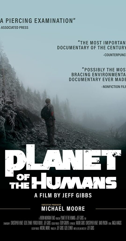 Planet of the Humans | By Jeff Gibbs,